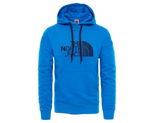 Sweat The North Face Lite Drew Peak Bleu