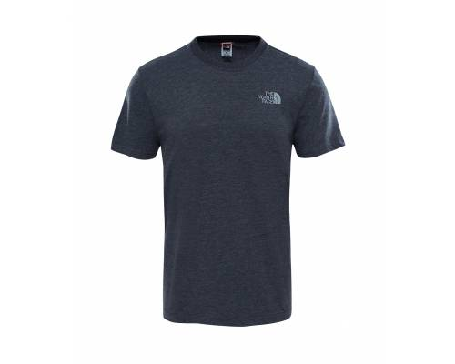 T-shirt The North Face Red Box Gris / Bleu