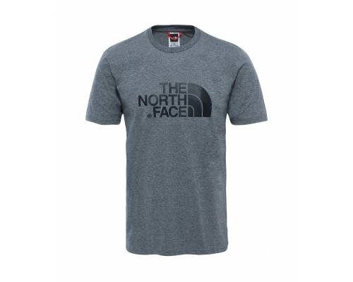 T-shirt The North Face Easy Gris