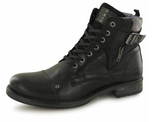 Boots Redskins Yero Noir