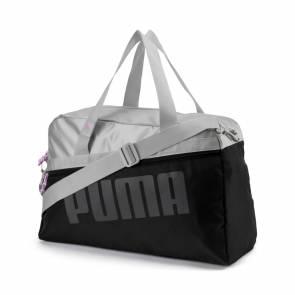 Sac De Sport Puma Dance Grip Noir / Gris / Violet