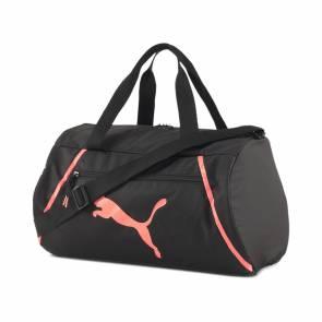 Sac Puma Essentials Noir / Rose Femme