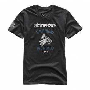 T-shirt Alpinestars Jump Premium Noir