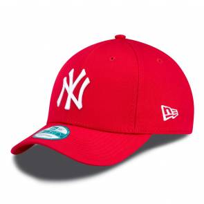 Casquette New Era 940 Mlb Ny Yankees Rouge