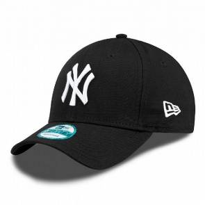 New Era Casquette 940 Mlb New York Yankees Noir - Osfa
