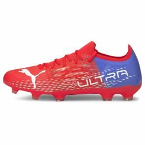 Puma Ultra 3.3 Fg/ag Rouge / Bleu