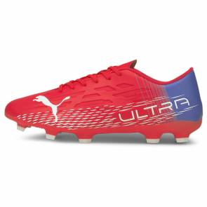 Puma Ultra 4.3 Fg/ag Rouge / Bleu