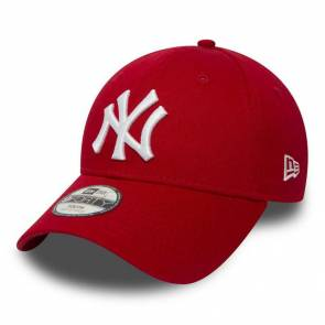 Casquette New Era Mlb Yankees Rouge / Blanc
