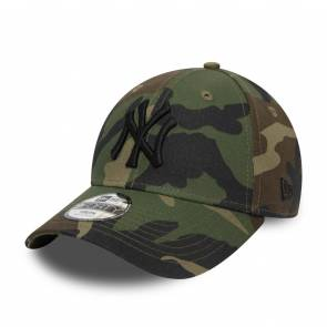 Casquette New Era 9forty Essential New York Yankees Camo Junior