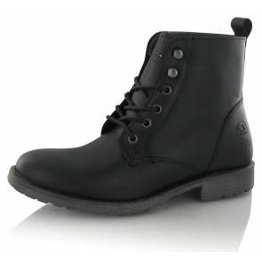Jack And Jones Crust Leather Noir