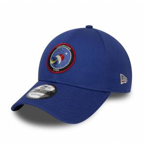 Casquette New Era 9forty International Space Archives Bleu