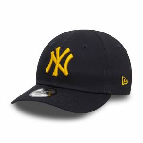 Casquette New Era New York Yankees My First Bleu Marine / Or 27890217