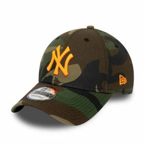 Casquette New Era New York Yankees 9forty Vert Camo