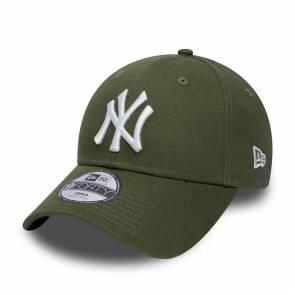 Casquette New Era New York Yankees 9forty Vert Enfant