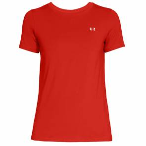 T-shirt Under Armour Heatgear Armour Rouge