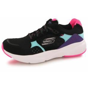 Skechers Meridian Noir / Multicolore