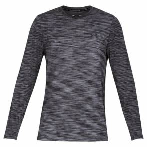 Maillot Under Armour Vanish Seamless Ls Gris