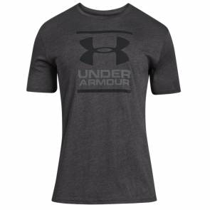 T-shirt Under Armour Ua Gl Foundation Gris