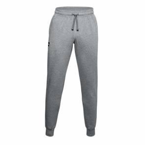 Pantalon Under Armour Rival Fleece Gris