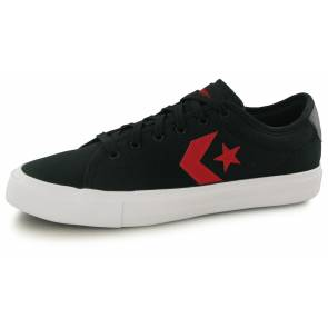 Converse Star Replay Ox Noir / Rouge