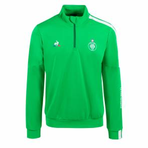 Training Top Le Coq Sportif As Saint Etienne 2020-21 Vert