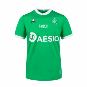 Maillot Le Coq Sportif Saint Etienne Domicile 2020-21 Vert