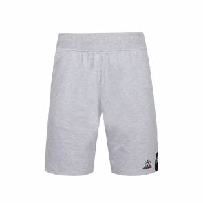Short Le Coq Sportif Essentiels Regular Gris