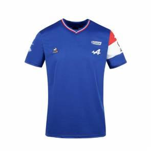T-shirt Le Coq Sportif Alpine N14 Alonso Bleu