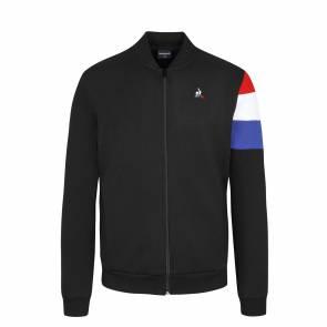Veste Le Coq Sportif Tricolore Noir Enfant