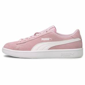 Puma Smash Suede Rose Enfant