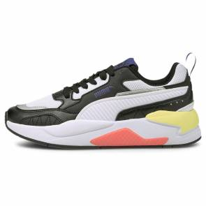 Puma X Ray 2 Square Blanc / Multicolore Enfant