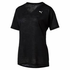 T-shirt Puma At Boyfriend Noir
