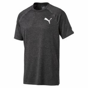 T-shirt Puma Bonded Tech Gris