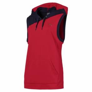 Sweat Puma Ace Hoodie Rouge / Noir