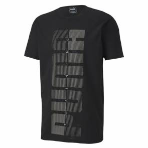 T-shirt Puma Graphic Noir