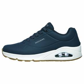 Skechers Uno Stand On Air Bleu Marine