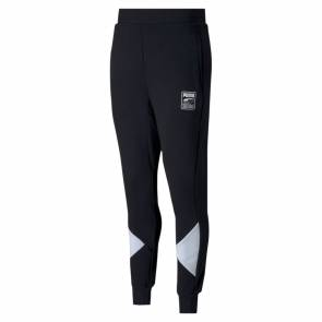 Pantalon Puma Rebel Block Noir