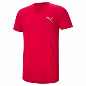 T-shirt Puma Evostripe Rouge
