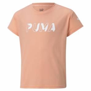 T-shirt Puma Modern Abricot Fille