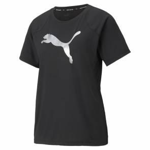 T-shirt Puma Evostripe Noir Femme