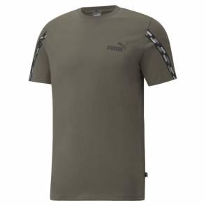 T-shirt Puma Power Tape Vert