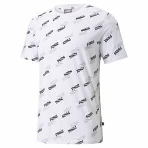 T-shirt Puma Power Aop Blanc
