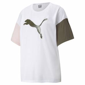 T-shirt Puma Modern Sports Blanc Femme