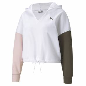 Sweat Puma Modern Sports Blanc Femme