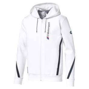 Veste Puma Bmw Motorsport Hooded Blanc