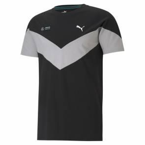 T-shirt Puma Mercedes F1 Mcs Noir