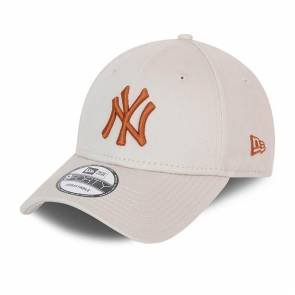 Casquette New Era New York Yankees 9forty Beige