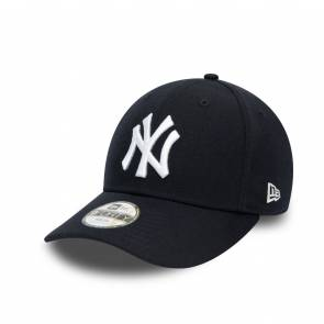 Casquette New Era New York Yankees 9forty Bleu Marine Enfant