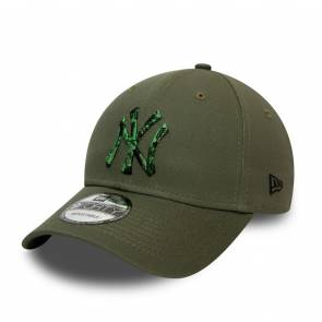 Casquette New Era New York Yankees 9forty Vert / Camo