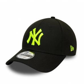 Casquette New Era New York Yankees 9forty Noir / Jaune